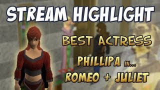 Stream Highlight_ Phillipa's Oscar Winning Performance