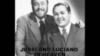 Bjoerling And Pavarotti La Donna E Mobile