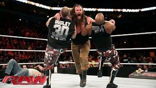 Kane, The Dudley Boyz & Tommy Dreamer vs. The Wyatt Family: Raw, December 21, 2015