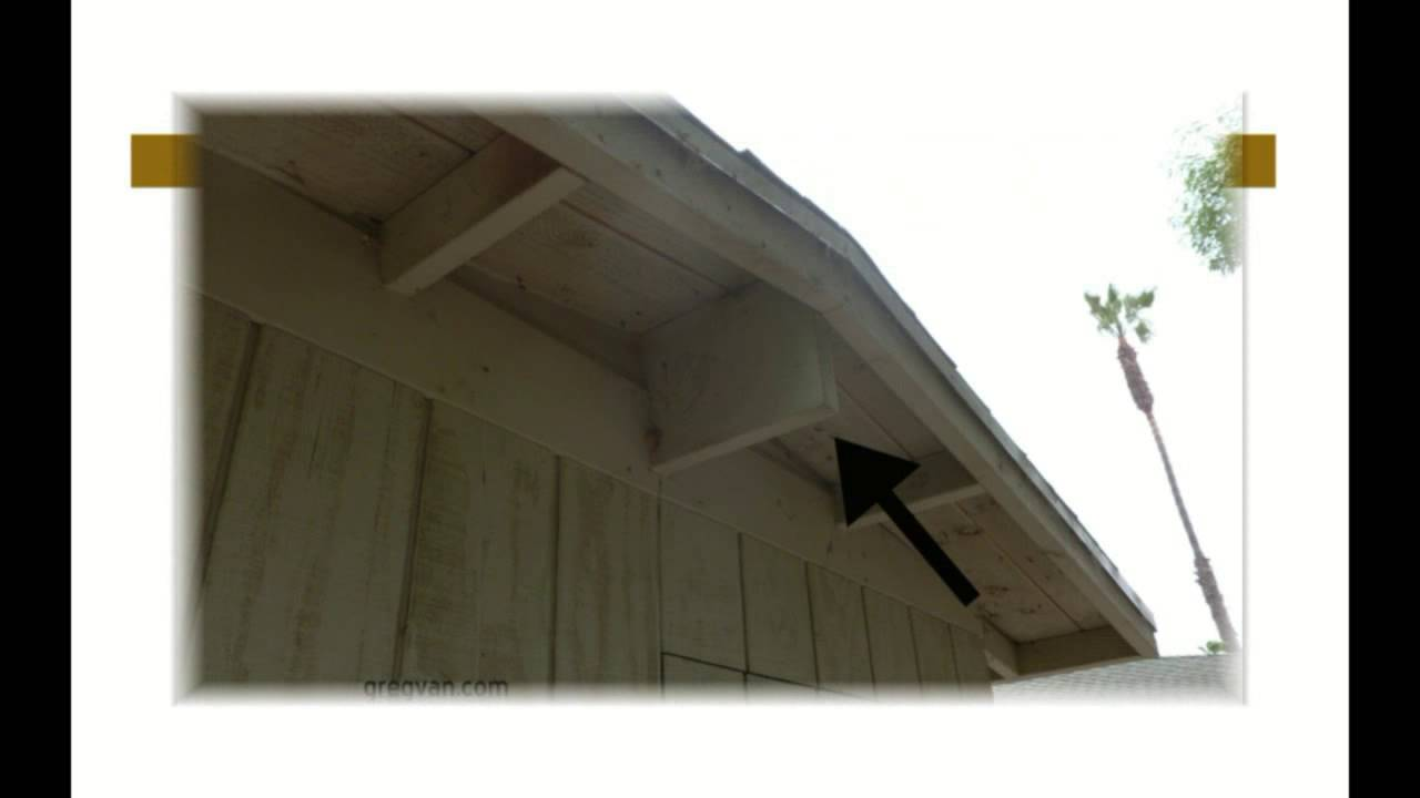How To Adjust Roof Framing Ridge For Fascia Board