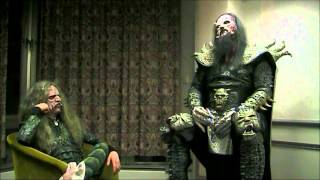 LORDI Talks New Album In Video Interview