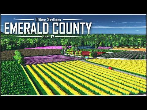 Cities: Skylines - Emerald County   Part 17