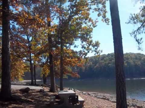 Red Top Mountain State Park 11.01.11.wmv