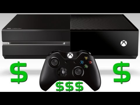 How Much Should Xbox One Cost?