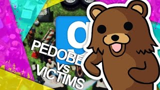 DE PEDOBEAR GAME!  GMOD Pedobear vs Victims