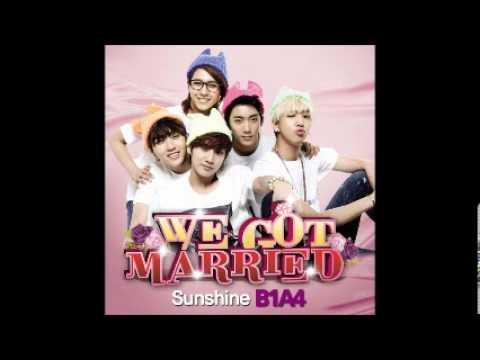 B1A4 - Sunshine (We Got Married OST)