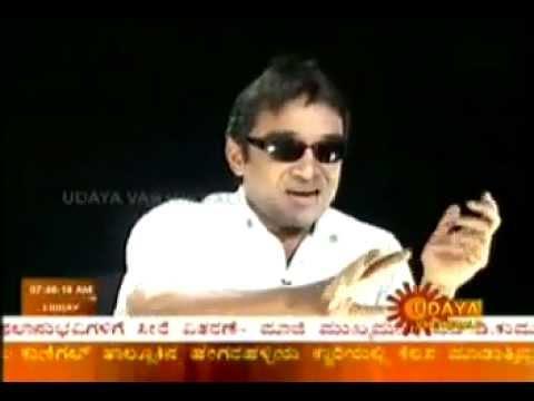 Kannada Actor Manjunath English Interview video