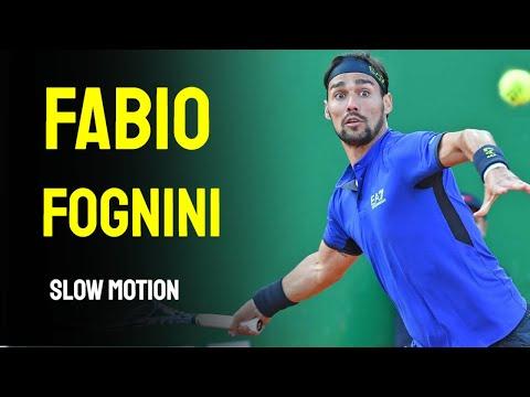 Fabio Fognini Slow Motion - Cincinnati Masters 2014