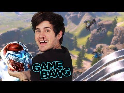 Dirty Biker Bang In Trials Fusion (game Bang) video