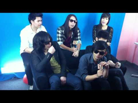 The Morning Glory Interview @ Media Shaker ( Siam square )