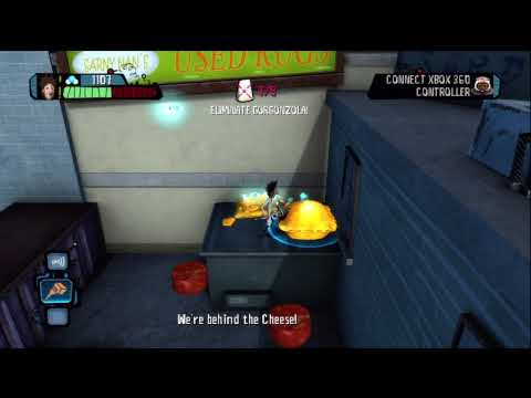 Cloudy With a Chance of Meatballs - Xbox 360 Spaghettti Tornado - Very Cool