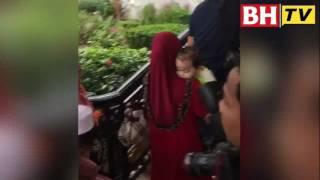 Ketibaan keluarga mangsa culik Abu Sayyaf ke kediaman Perdana Menteri di ibu negara, pagi ini