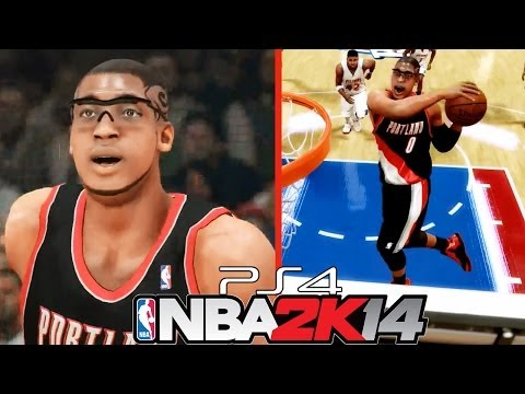 PS4 NBA 2K14 MyCAREER Season 2: All-Star Weekend - The Dunk Contest Format