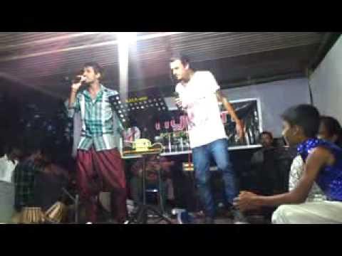 Vinod Uduma & Junaid Palakunnu Singing Hawa Hawa
