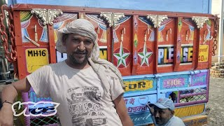 Indian Truck Drivers Stay Awake for Days