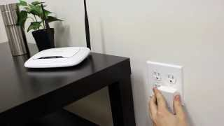 TP-Link TL-WPA4220KIT Setup Video (US Version)