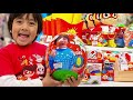 YouTube Kids Paid Millions to Promote Junk Food