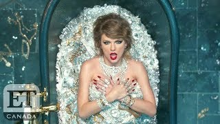 Taylor Swift's 'Look What You Made Me Do' Video Decoded