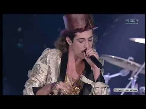 Maneskin - Beggin (Madcon cover) | X Factor 11