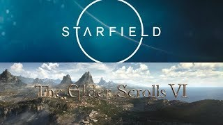 STARFIELD IS PLAYABLE, ELDER SCROLLS 6 IS NOT. BOTH FOR PS5!