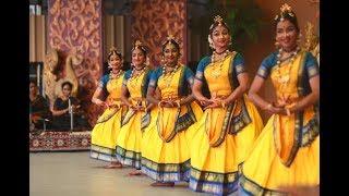 Sridevi Nrithyalaya - Bharatanatyam Dance - Oothukadu Vankata Kavi's Madhava Panchakam (Full Video)