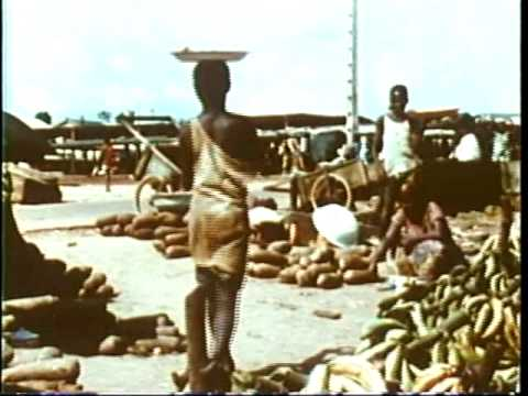 West Africa: Two Lifestyles (clip)