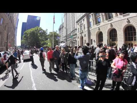 Broadway Bomb 2011 - Rayne Longboards