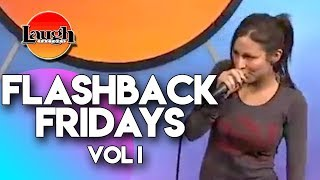 Flashback Fridays | Vol. I | Laugh Factory Stand Up Comedy