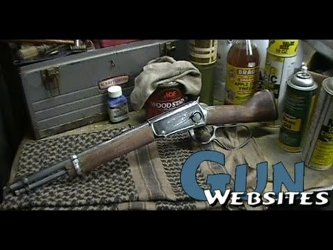 Lever Action Pistol 'Old West' Mod