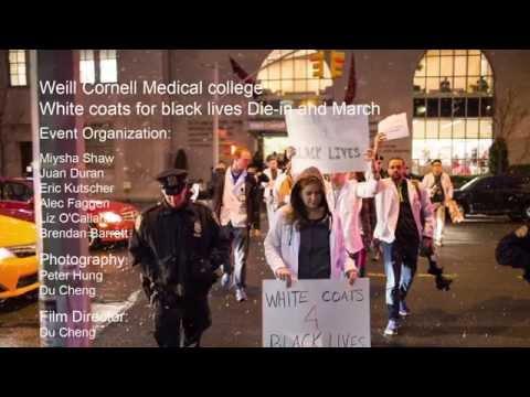 White Coats For Black Lives White Coats For Black