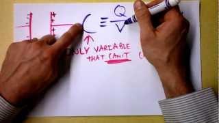 Intro to Capacitors | Doc Physics