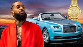 NIPSEY HUSSLE CARS COLLECTION 2019