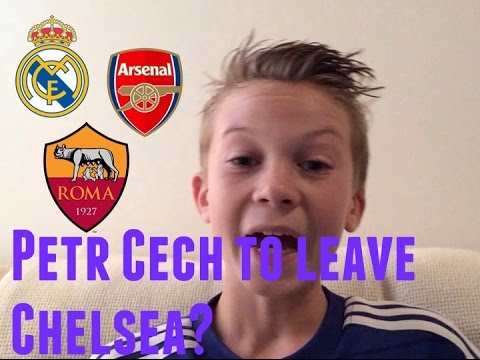 Petr Cech To LEAVE Chelsea?
