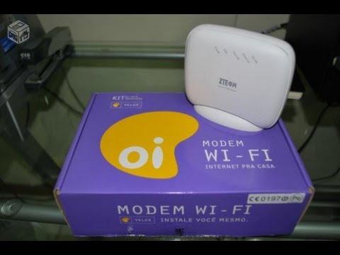 Tutorial - Configurar Rotear modem ZTE OI VELOX Wi-Fi