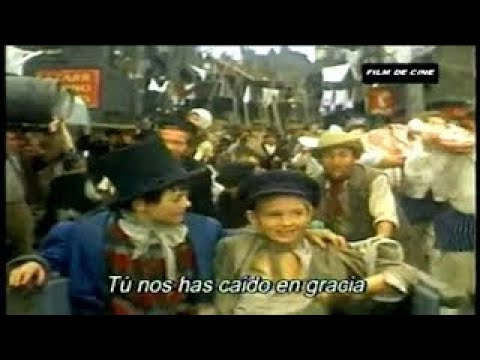 OLIVER TWIST 1968 - Consider Yourself ( Musical )