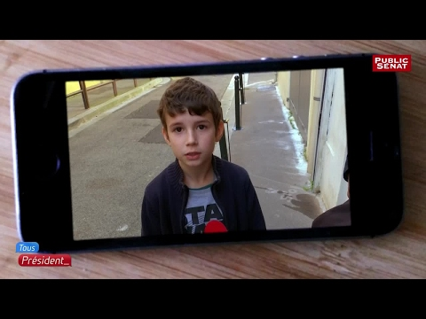 Ecole primaire, attention chantier prioritaire - TOUS PRÉSIDENT ! L'émission (14/04/2017) streaming vf