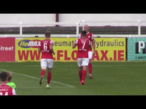 Goal: Georgie Kelly (2nd vs Finn Harps 07/08/2020)