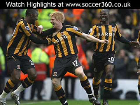 Arsenal Vs Hull City (3-0) (19-12-09) Goals