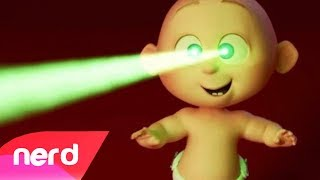 Incredibles 2 Song | Incredible Night | #NerdOut (Incredibles 2 Unofficial Soundtrack)