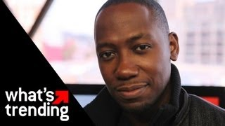 "Lamorne Morris (""New Girl"") on Season 2 Surprises, Drinking Games and Boastful Rap Lyrics"