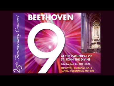 Beethoven,  Symphony No. 9 at the Cathedral of St. John the Divine