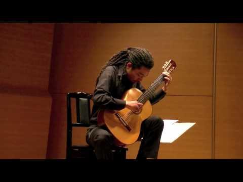 【Leo Brouwer Sonata III. 'La Toccata de Pasquini'/Gen Matsuda】