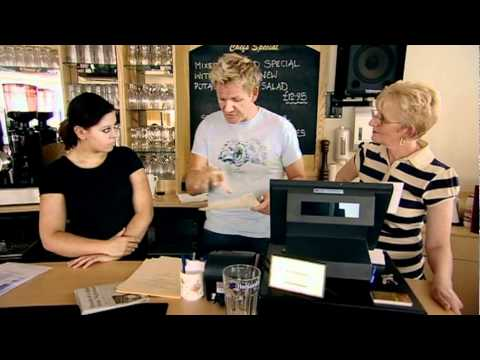 Ramsay S Kitchen Nightmares The Runaway Girl