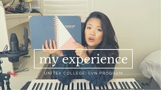 UNITEK COLLEGE: THE LVN PROGRAM (PART 1)