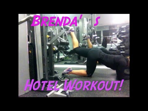 A Hotel Workout | Brenda Leigh Turner