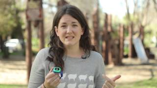HereO GPS Watch lets parents map their kids