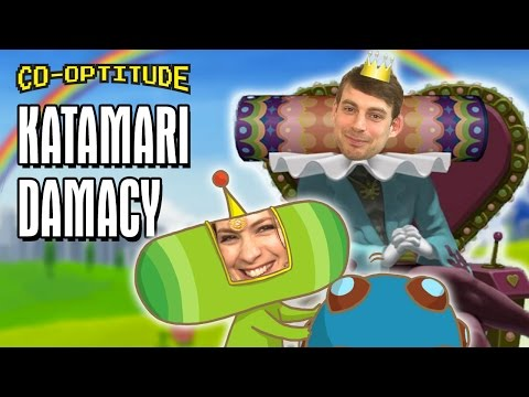 Katamari Damacy Let's Play: Co-Optitude Ep 53