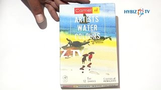 Camel Artists Water Colours | hybiz
