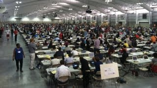 Here's What Taking the Bar Exam Is Really Like