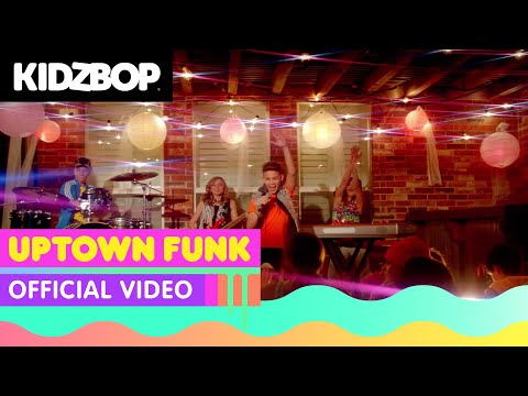 KIDZ BOP Kids - Uptown Funk (Official Music Video) [KIDZ BOP 28]